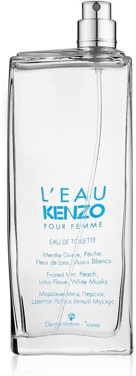 Kenzo L'Eau Kenzo Pour Femme New Design - Туалетная вода (тестер без крышечки)