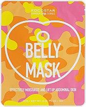 Духи, Парфюмерия, косметика Маска для живота с термо эффектом - Kocostar Camouflage Belly Mask