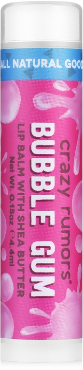 Бальзам для губ - Crazy Rumors Bubble Gum Lip Balm