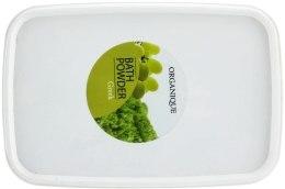 """Духи, Парфюмерия, косметика Пудра для ванны """"Греция"""" - Organique Bath Powder Greek"""