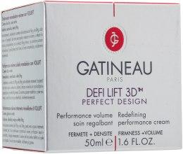 Духи, Парфюмерия, косметика Крем для моделирования контуров лица - Gatineau Delfi Lift 3D Perfect Design Redefining Performance Cream
