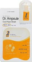 Духи, Парфюмерия, косметика Двухфазная маска для лица - Etude House Dr.Ampoule Dual Mask Sheet Age Care