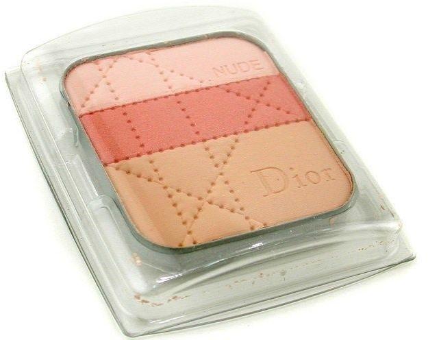 Dior Diorskin Nude Air Powder - Компактная пудра для лица