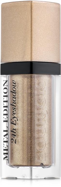 Жидкие тени для век - Bourjois Metal Edition 24H Eyeshadow