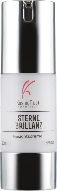 Крем для лица антикуперозный - KosmoTrust Cosmetics Sterne Brillanz Gesichtscreme