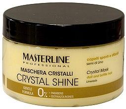 Духи, Парфюмерия, косметика Маска для волос - Masterline Professional Crystal Shine Mask