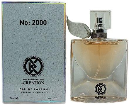 Kreasyon Creation No:2000 - Парфюмированная вода — фото N1
