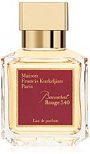 Духи, Парфюмерия, косметика Maison Francis Kurkdjian Baccarat Rouge 540 - Парфюмированная вода (мини)
