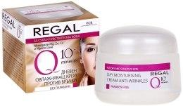 Духи, Парфюмерия, косметика Дневной увлажняющий крем против морщин для сухой и чувствительной кожи - Regal Q10+ Minerals Day Moistursing Cream Anti-Wrinkles