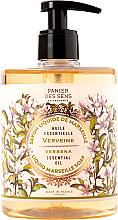 """Духи, Парфюмерия, косметика Марсельское жидкое мыло """"Вербена"""" - Panier des Sens Verbena Liquid Marseille Soap"""