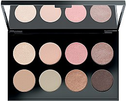 Духи, Парфюмерия, косметика Палитра теней для век - Make Up Factory International Eyes Palette