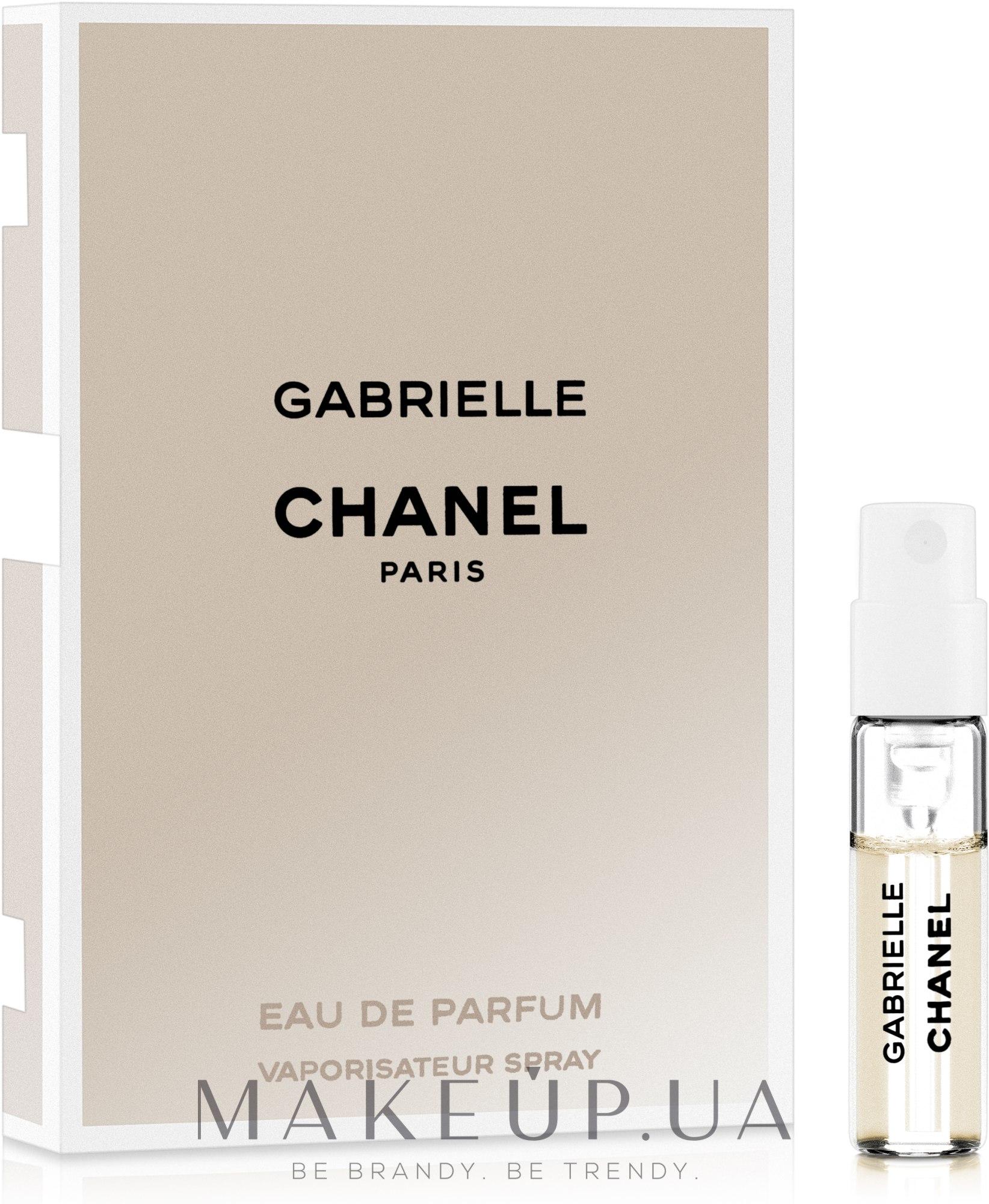 Chanel Gabrielle - Парфюмированная вода (пробник) — фото 1.5ml