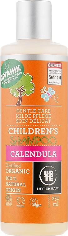 """Органический нежный шампунь для детей """"Календула"""" - Urtekram Shampoo Children"""
