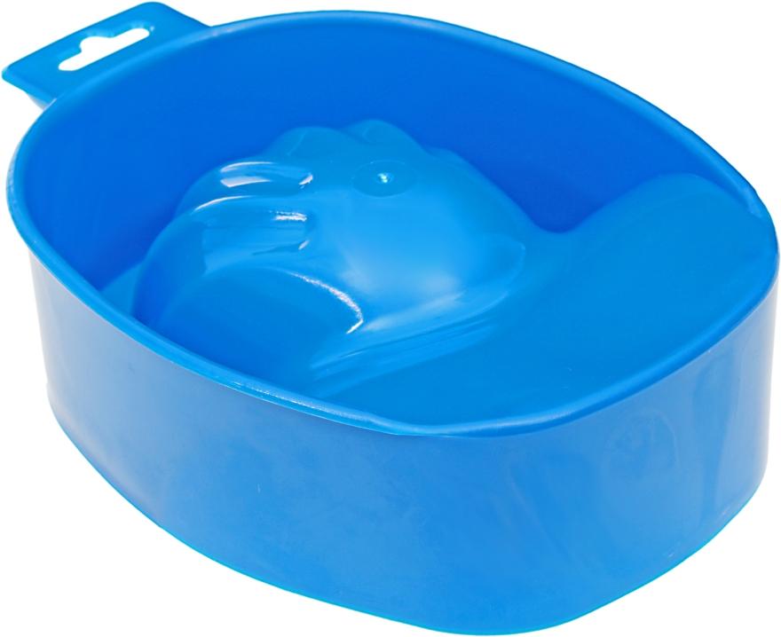 Ванночка для маникюра, синяя - Avenir Cosmetics