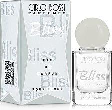Духи, Парфюмерия, косметика Carlo Bossi Bliss White - Парфюмированная вода (миниатюра)