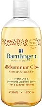 Духи, Парфюмерия, косметика Гель для душа с цветочными маслами - Barnangen Nordic Rituals Midsommar Glow Shower&Bath Gel