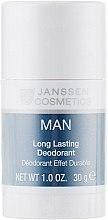 Духи, Парфюмерия, косметика Дезодорант длительного действия для мужчин - Janssen Cosmetics Long Lasting Deodorant