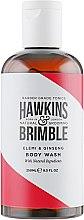 Духи, Парфюмерия, косметика Гель для душа - Hawkins & Brimble Elemi & Ginseng Body Wash