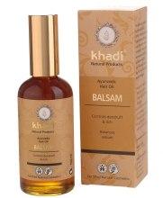 Духи, Парфюмерия, косметика Масло-бальзам для волос против перхоти - Khadi Hair Oil