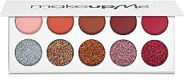 Духи, Парфюмерия, косметика Профессиональная палитра теней 10 цветов, GM10 - Make Up Me