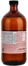 Шампунь для волос при применении щелочных средств - Oway Hbalance Shampoo — фото N2
