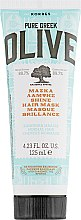 Духи, Парфюмерия, косметика Маска для сияния нормальных волос - Korres Pure Greek Olive Shine Hair Mask