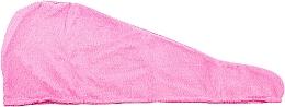 Духи, Парфюмерия, косметика Тюрбан из микрофибры, розовый - Deni Carte