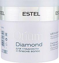 Духи, Парфюмерия, косметика Шелковая маска для гладкости и блеска волос - Estel Professional Otium Diamond