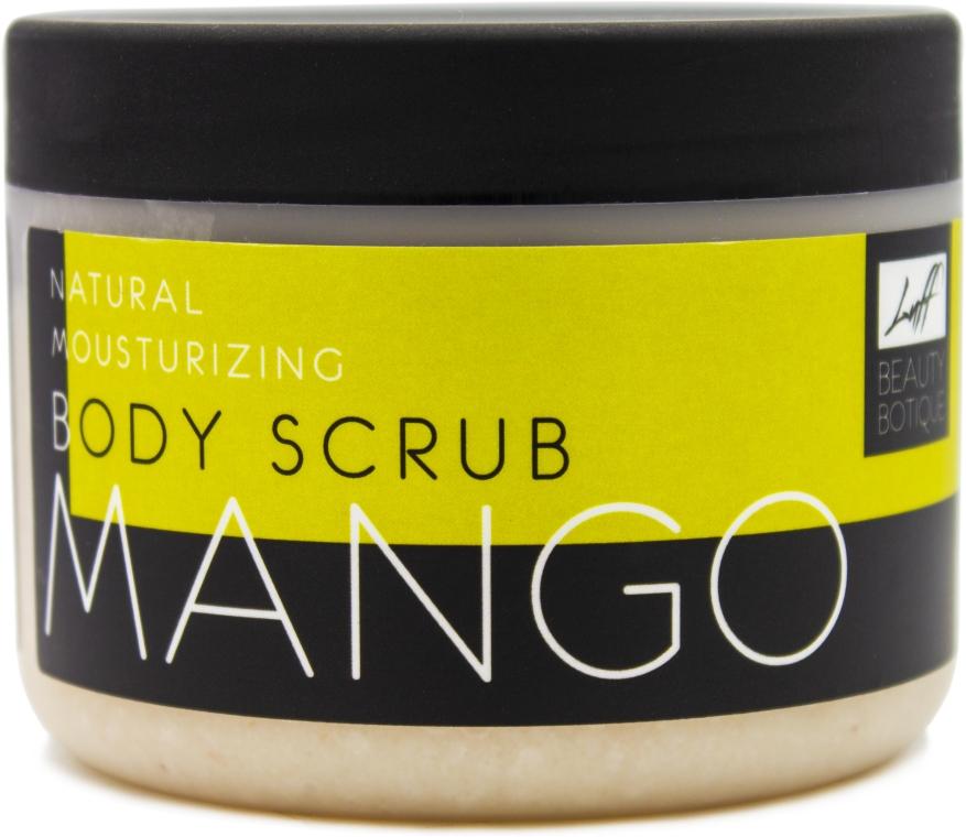 """Натуральный скраб для тела """"Манго"""" - Luff"""