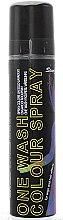 Духи, Парфюмерия, косметика Цветной спрей для волос - Stargazer One Wash Colour Spray