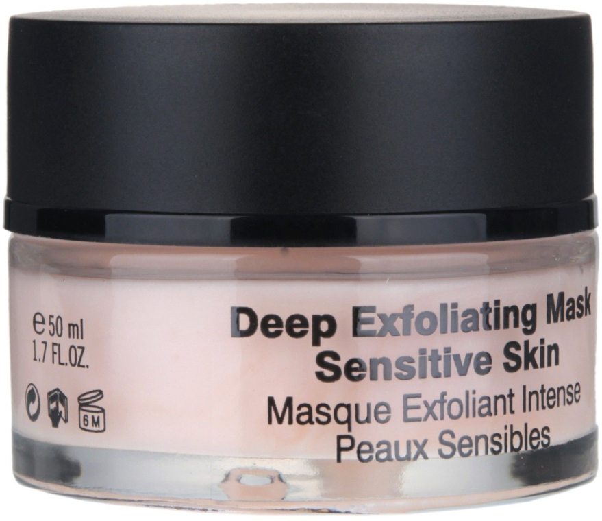 Маска глибокої ексфоліації для чутливої шкіри - Dr Sebagh Deep Exfoliating Mask — фото N3