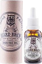 Духи, Парфюмерия, косметика Масло для бритья - Mr. Bear Family Shaving Oil