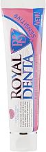 Зубна паста з сріблом - Royal Denta Sensitive Silver Technology Toothpaste — фото N2