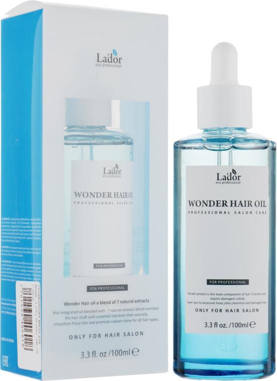Увлажняющее масло для волос - La'dor Wonder Hair Oil
