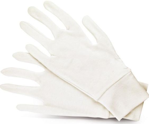 Хлопчатобумажные косметические перчатки, 6105 - Donegal