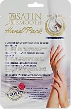 Духи, Парфюмерия, косметика Интенсивная увлажняющая маска для рук - Satin Smooth Hand Pack