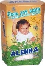 Духи, Парфюмерия, косметика Соль для ванн с экстрактом мяты - Alenka