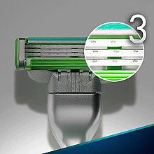 Сменные кассеты для бритья - Gillette Mach3 Sensitive — фото N2
