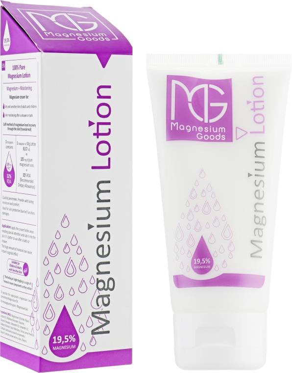 Магниевый лосьон для тела - Magnesium Goods Lotion