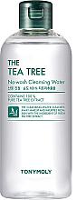 Духи, Парфюмерия, косметика Очищающая вода для лица - Tony Moly The Chok Chok Tea Tree No-Wash Cleansing Water