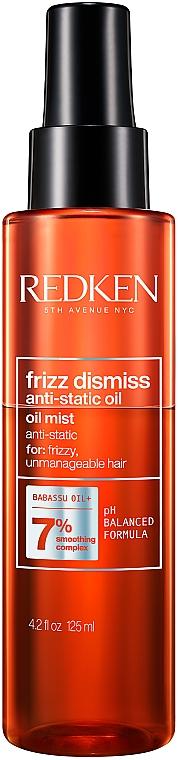 Масло-спрей с антистатическим еффектом - Redken Frizz Dismiss Anti-Static Oil Mist