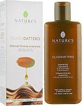Духи, Парфюмерия, косметика Шампунь для выпрямления волос - Nature's Oliodidattero Straightening Shampoo