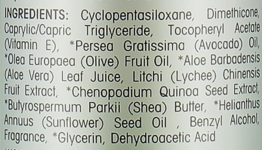 Зволожуюча сироватка для волосся - Giovanni 2chic Ultra-Moist Super Potion Anti-Frizz Binding Serum Avocado & Olive Oil — фото N3