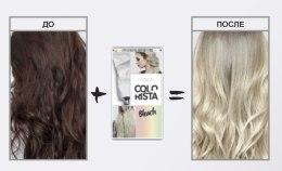 Крем-краска для волос осветляющая - L'Oreal Paris Colorista Effect Bleach — фото N5