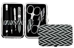 Духи, Парфюмерия, косметика Маникюрный набор для ногтей - DuKaS Premium Line PL 124GM