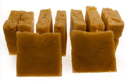 Мыло скрабирующее - Nueva Formula
