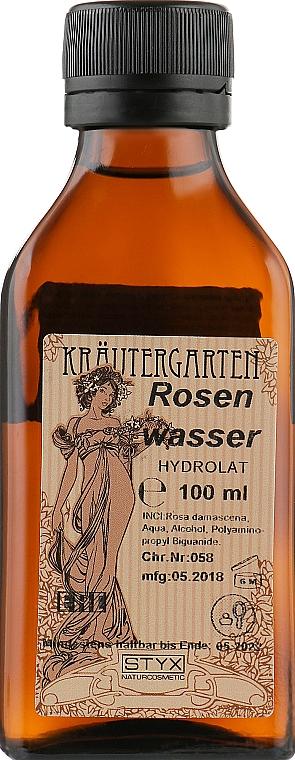 Розовая вода - Styx Naturcosmetic Rosen wasser