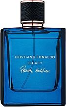 Духи, Парфюмерия, косметика Cristiano Ronaldo Legacy Private Edition - Парфюмированная вода