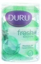 """Духи, Парфюмерия, косметика Туалетное мыло """"Горная свежесть"""" - Duru Fresh Soap"""