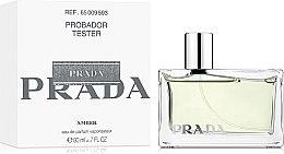 Prada Amber - Парфюмированная вода (тестер с крышечкой) — фото N2